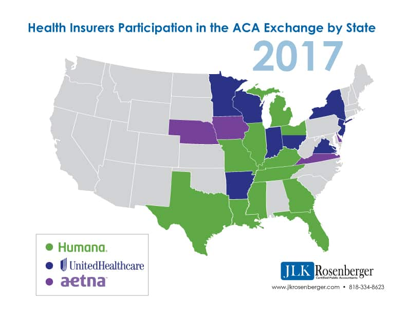 2016 Health Insurers Participation - Insurace Accounting